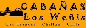 Cabañas Los Weñis - Chillan, Valle Las Trancas, Los Lleuques