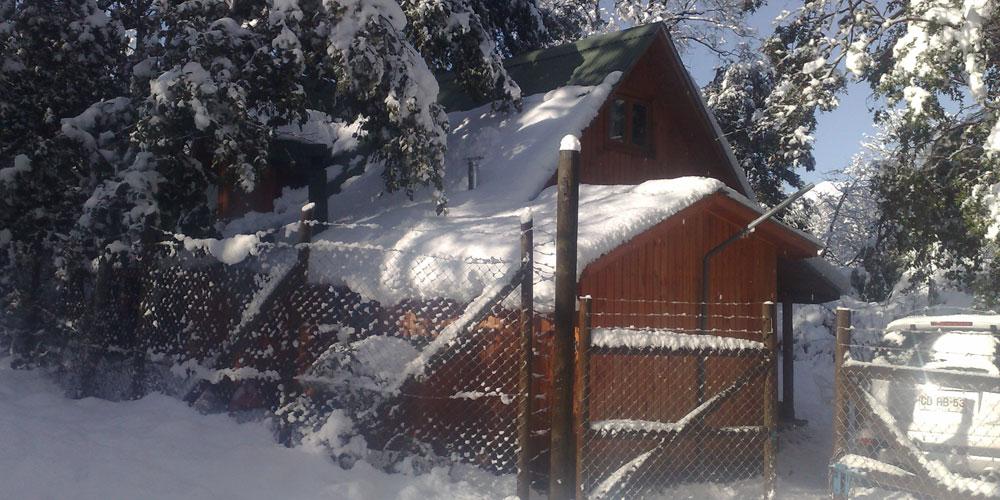 Nieve y Sol, un mundo de contastes